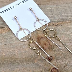 Rebecca Minkoff earrings NWT